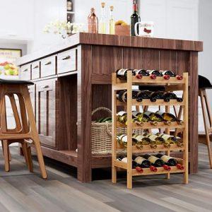 botelleros accesorios para vino