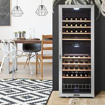 vinotecas grandes klarstein