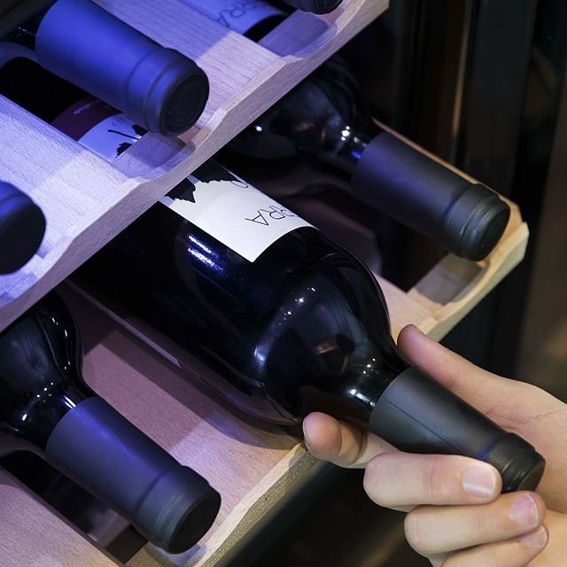 Mejores vinotecas con compresor