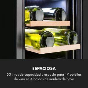 vinotecas a compresor