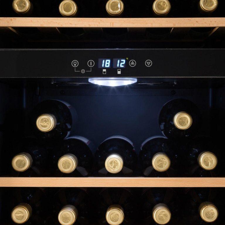 Mejores vinotecas a compresor