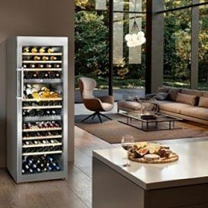vinotecas liebherr